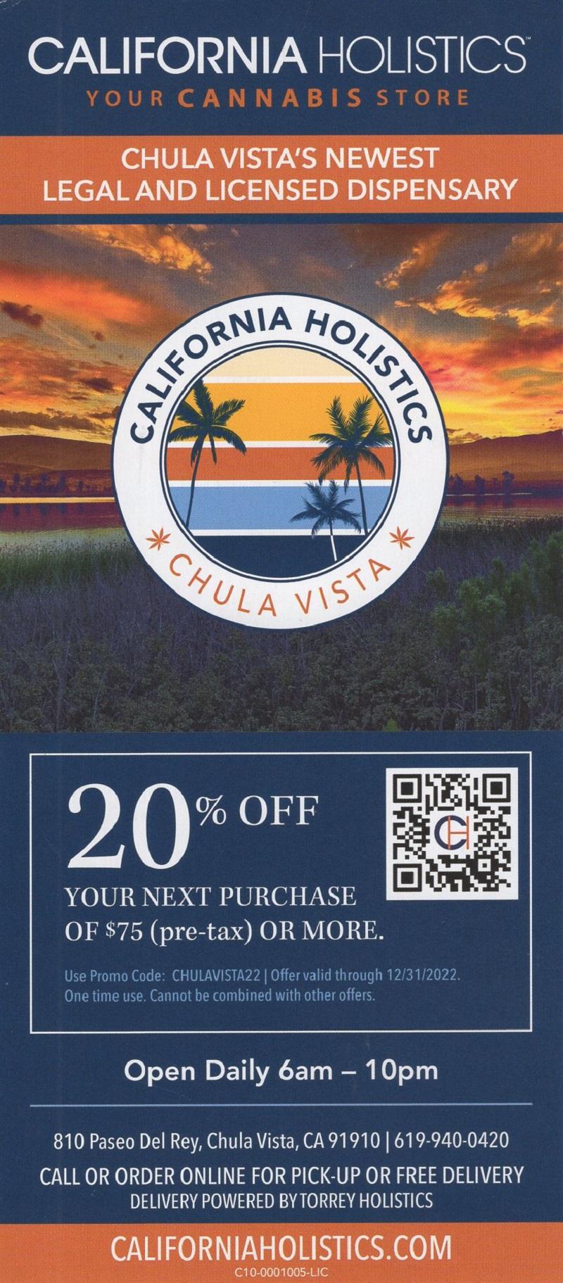 Torrey Holistics brochure thumbnail