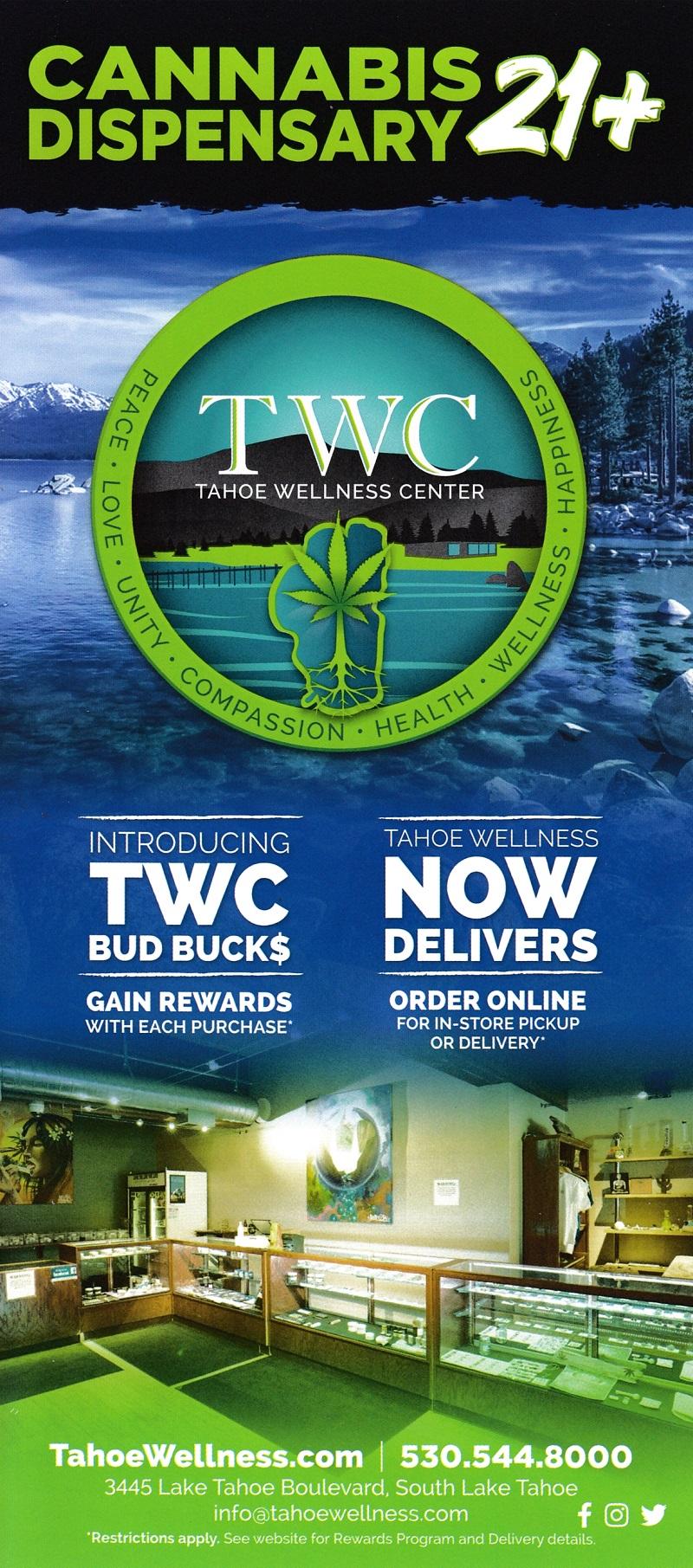 Tahoe Welllness Center