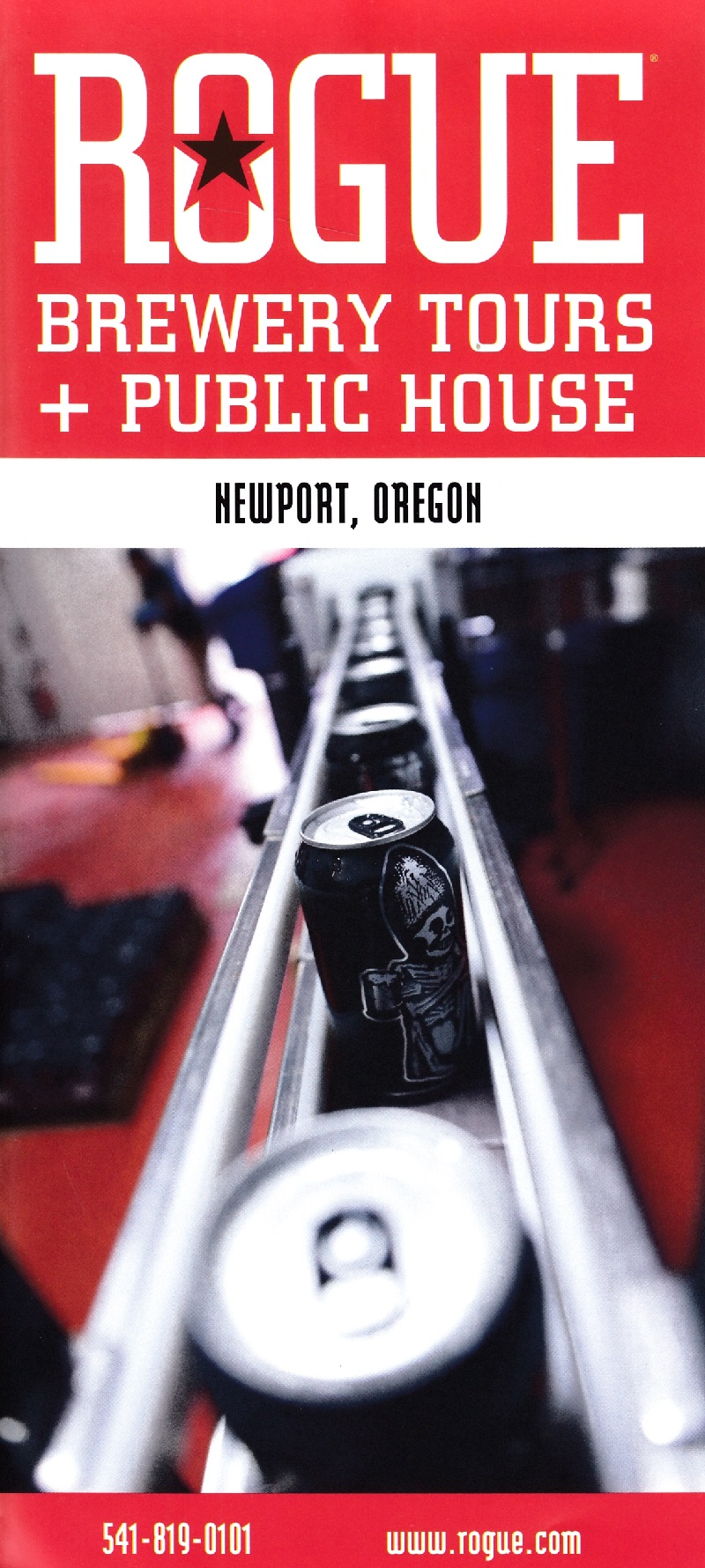 Rogue Brewery - Newport