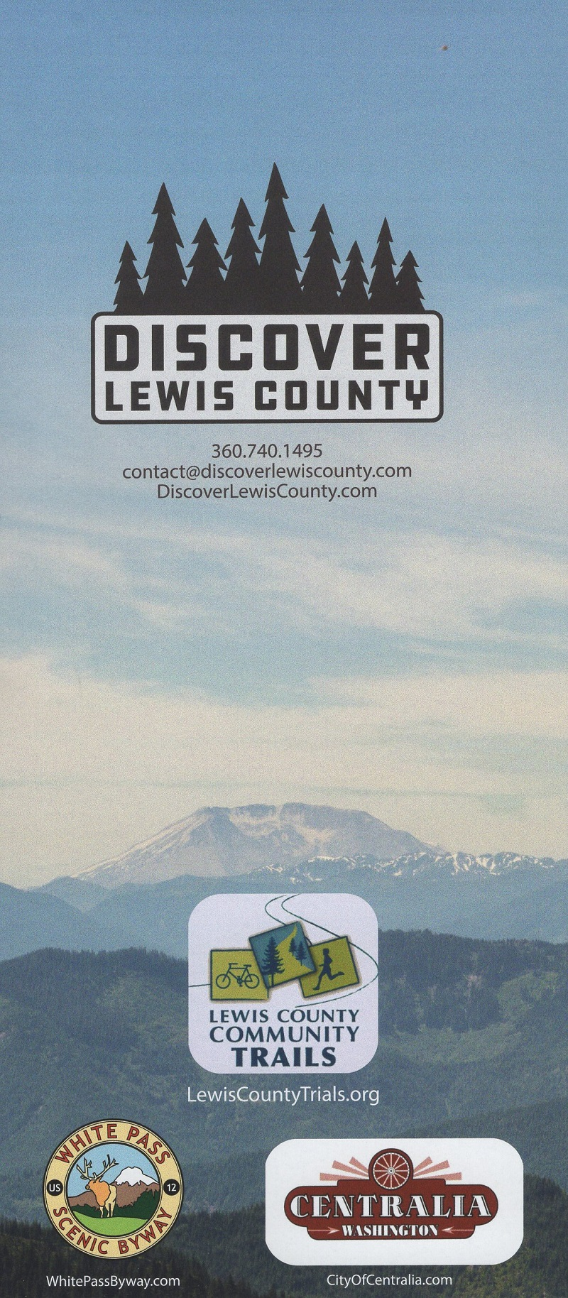 Discover Lewis County brochure thumbnail